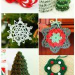 10+ Popular Free Christmas Crochet Patterns