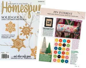 Homespun, December 2014