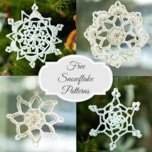 Free Snowflake Patterns