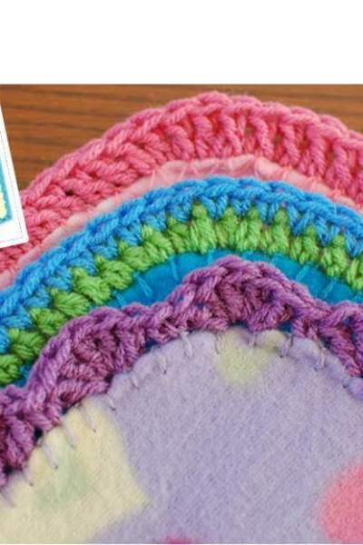 Free Crochet Edging ebook