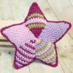 Patchwork Crochet Star