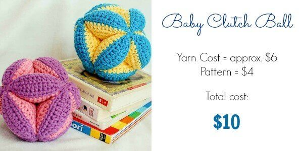 Baby Clutch Ball