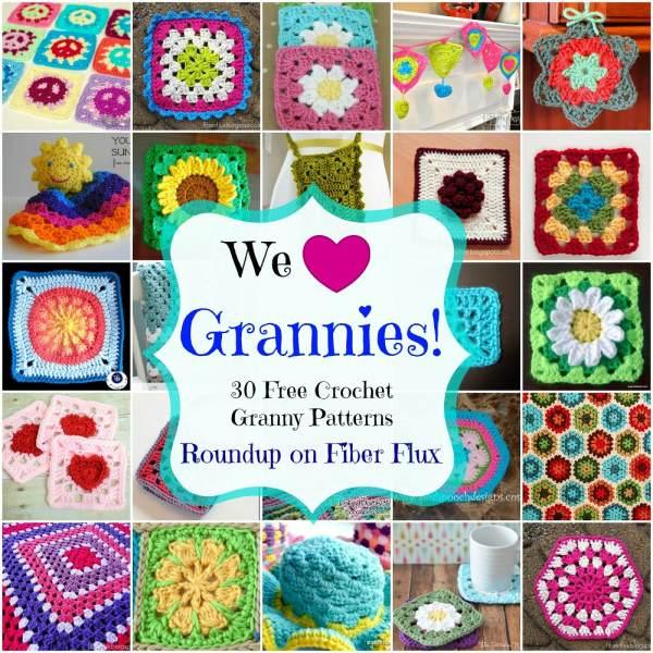 30 Granny Patterns