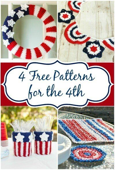 Free 4th of July Crochet Patterns