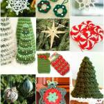 Christmas in July … And Free Christmas Crochet Patterns