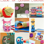 Back-to-School Crochet Patterns … And They Are Free Too!
