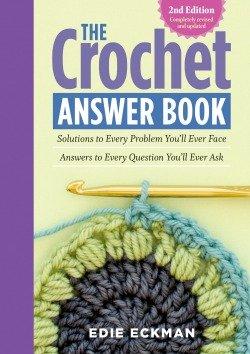 The Crochet Answer Book  #crochet