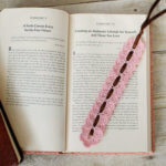 Lace Crochet Bookmark Pattern-1-2