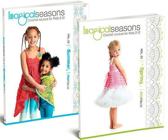 Imagical Seasons Blog Tour and Giveaway! Ends 11:59 pm EST 7/24/15 #crochet