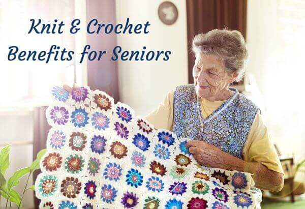 It's never too late to learn something new. In fact, studies show that keeping the brain (and body) active and stimulated may actually slow down the aging of your brain and reduce your risk of dementia or Alzheimer's disease. Here we will look into some of the knit and crochet benefits and tips for seniors.