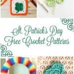 Free Saint Patrick's Day Crochet Patterns