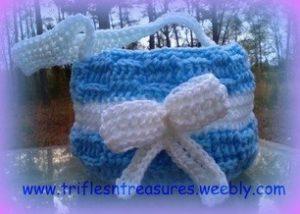 Baby's 1st Easter Basket by Trifles N Treasures