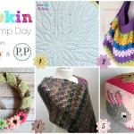 Hookin' on Hump Day #118: Link Party for the Fiber Arts