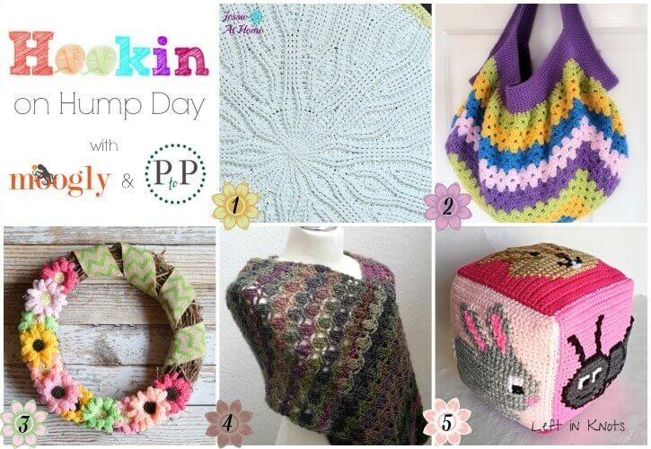 Hookin' on Hump Day #crochet #knit