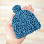 Preemie Hat Crochet Pattern (1 of 2)