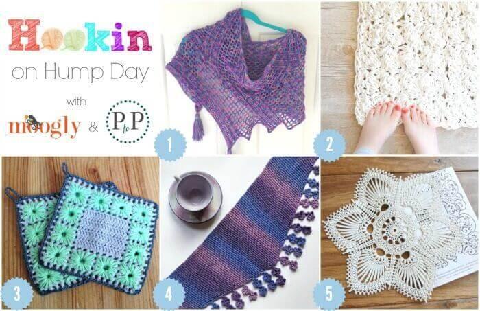 Hookin' on Hump Day 120 #crochet #knit