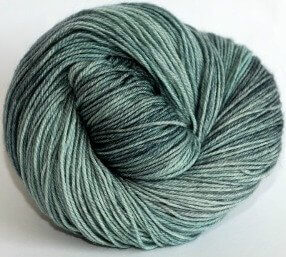 Ancient Arts Hand Dyed Yarn - Fog Warning