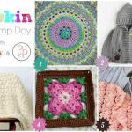 Hookin' on Hump Day #126: Link Party for the Fiber Arts