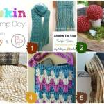 Hookin' on Hump Day #128: Link Party for the Fiber Arts