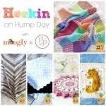 Hookin' on Hump Day #147: Link Party for the Fiber Arts