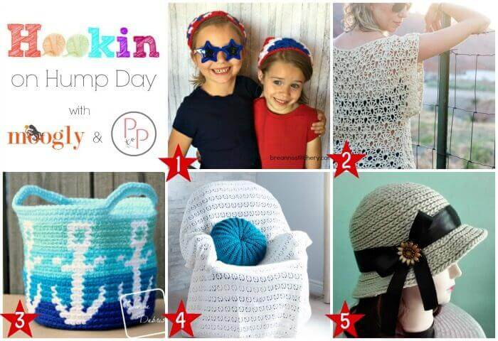 Hookin' on Hump Day 146 | #crochet #knit