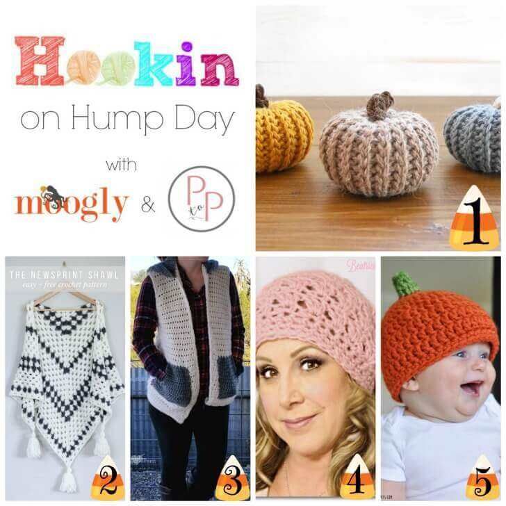 Hookin On Hump Day 153 Link Party For The Fiber Arts