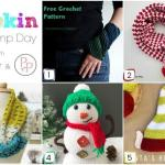 Hookin' on Hump Day #156: Link Party for the Fiber Arts