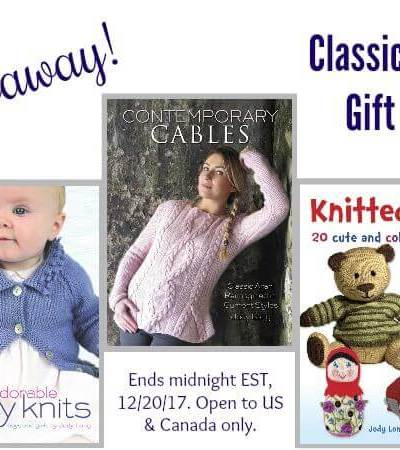Classic Knits Gift Set – Giveaway!