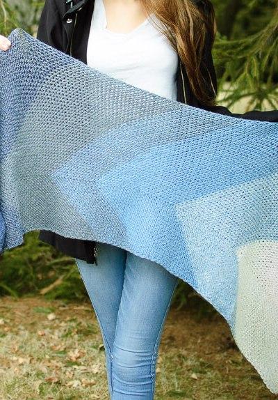 Transitions Crochet Wrap Pattern