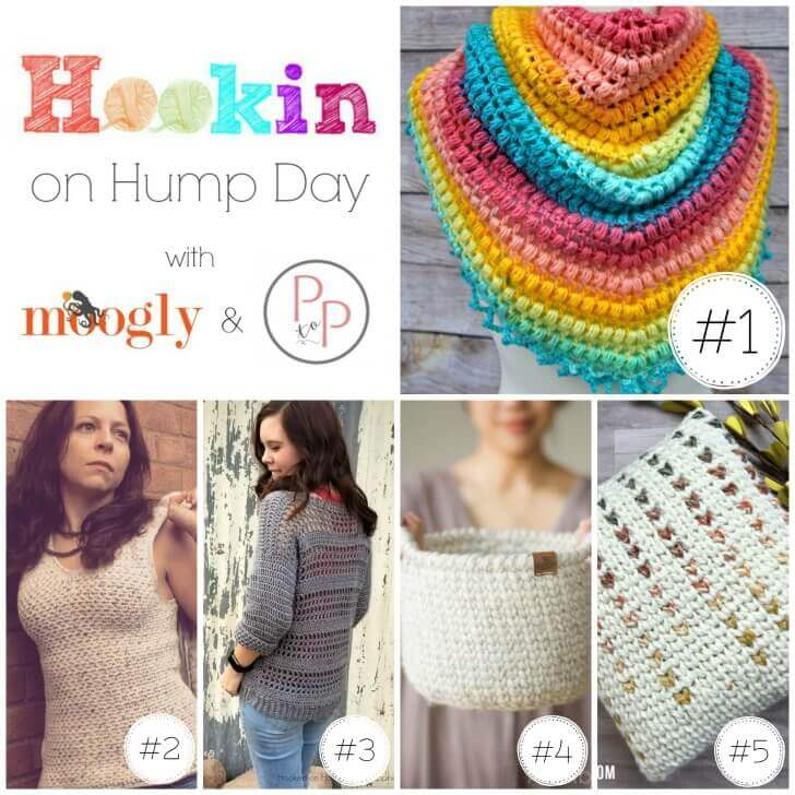 Hookin' on Hump Day #165: Link Party for the Fiber Arts