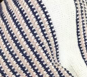 Marina Knit Shawl Pattern | www.petalstopicots.com