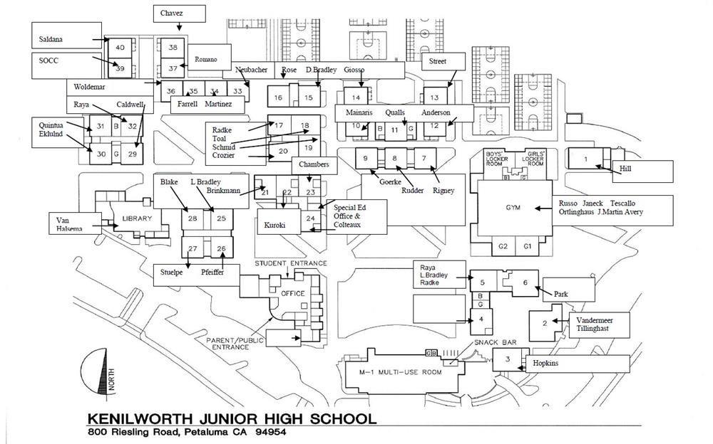 School Map / School Map