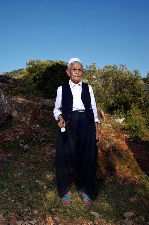 Portraits of Albanian Women Who Have Lived Their Lives As Men swornv 6