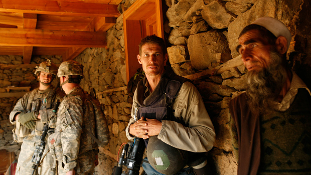 The Life and Time of Tim Hetherington: Paying Tribute to a Great Photojournalist timhetherington