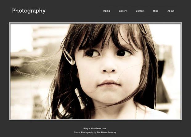 WordPress Makes it Easier for Photogs to Build Sleek and Stylish Portfolios wordpressportfolio 3