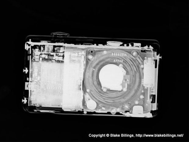 X ray Photographs of Various Cameras lumix copy