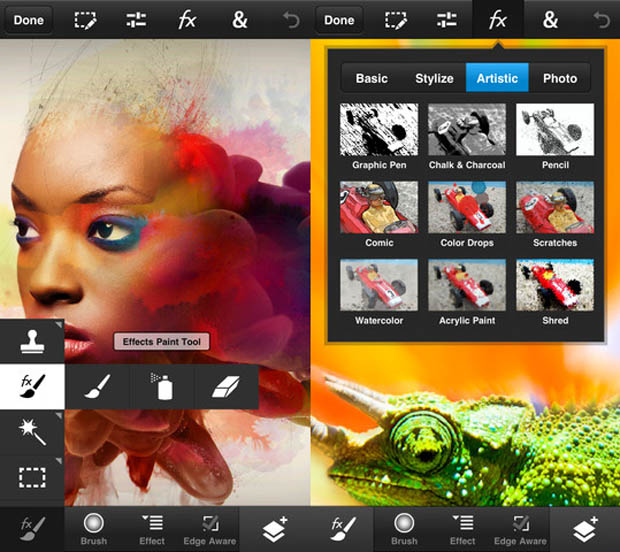 Adobe Photoshop Touch Now Available for iOS and Android Phones photoshoptouch3