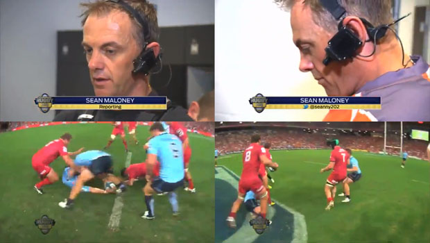 Head Mounted Cameras Capture Sports from a Referees Point of View refcam