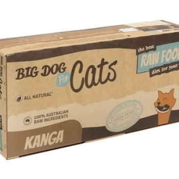 BIG DOG CAT BARF KANGAROO 1.38KG