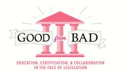 Good From Bad: Education, Certification, Collaboration In The Face Of Legislation