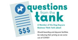 Questions from the Tank