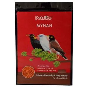 Petslife Mynah Bird Food – 1 kg