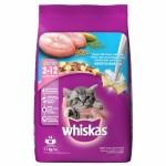Whiskas Kitten Junior Dry Cat Food, 1.1 kg
