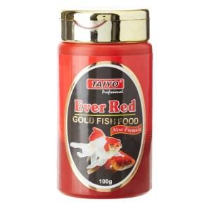 Taiyo Ever Red Gold Fish Food 100 g