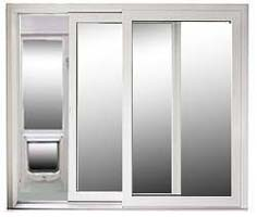 Side Sliding Window Pet Doors Electronic Models Manual