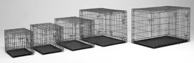Midwest Select Triple Door Crate