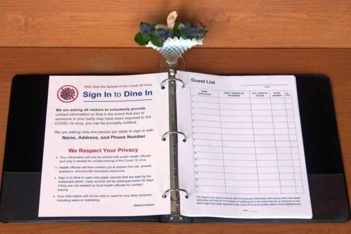 Sign In to Dine In