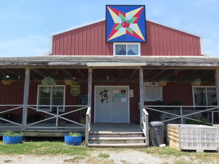 blog Pome on the Range barn