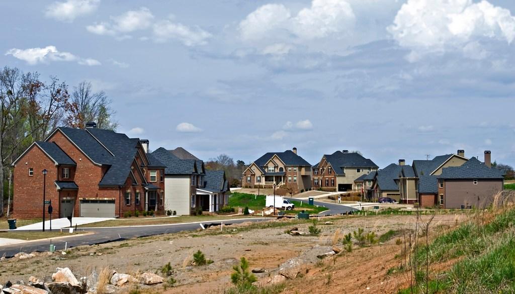 new housing subdivision developer loans