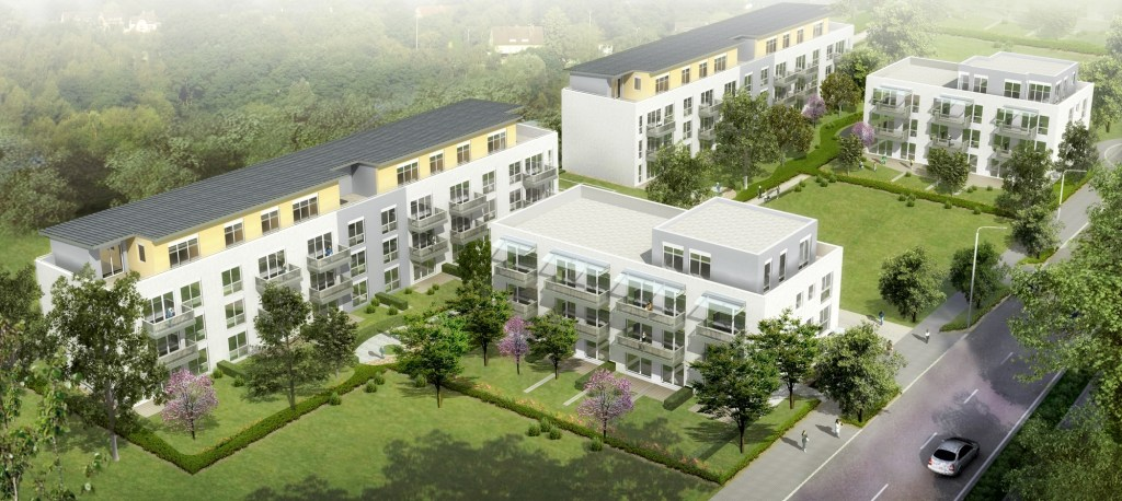 Multifamily Ground Up Development